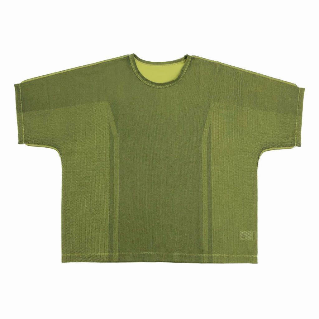 ISSEY MIYAKE MEN イッセイミヤケメン 20AW A-POC INSIDE ドルマンスリーブTシャツ 3 ME03KN036