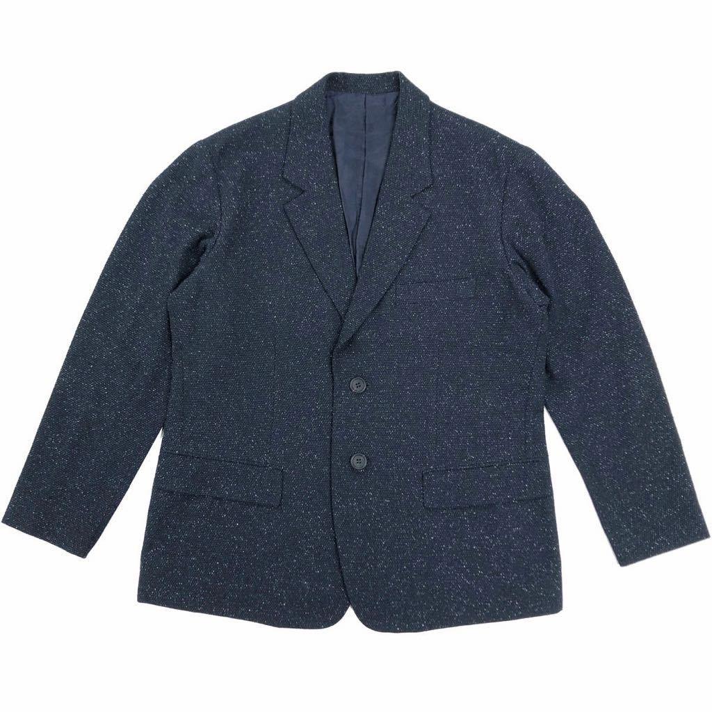 ISSEY MIYAKE MEN イッセイミヤケ メン 20AW シルクネップツイードテーラードジャケット 2 ME03FD072