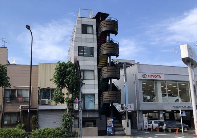 EMIT TOKYO 外観
