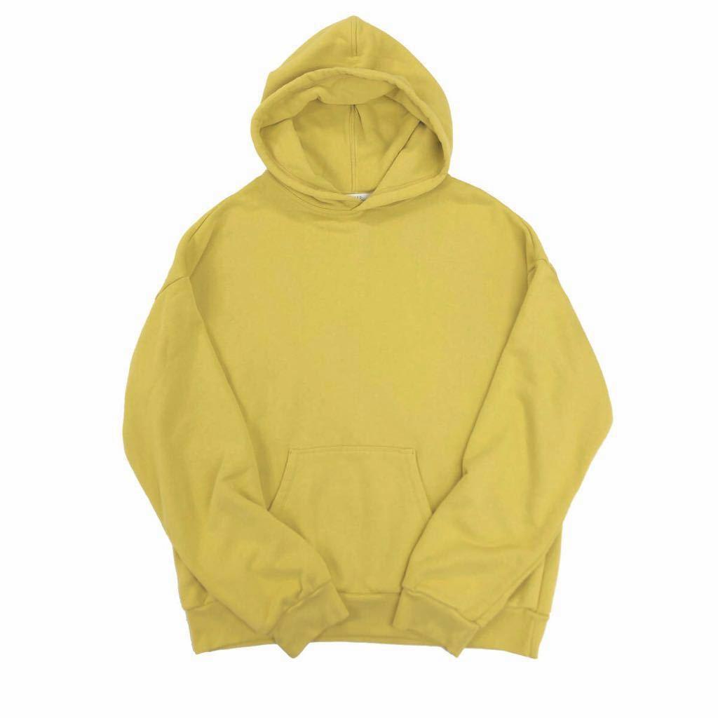 UNUSED アンユーズド 19SS sweat hoodie スウェットプルオーバーパーカー US1527