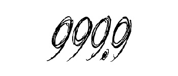 999.9 ロゴ