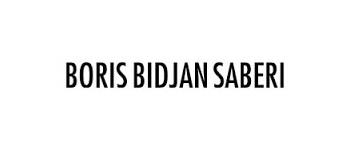 BORIS-BIDJAN-SABERI ロゴ