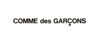 COMME-des-GARCONS ロゴ