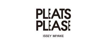 PLEATS-PLEASE-ISSEY-MIYAKE ロゴ
