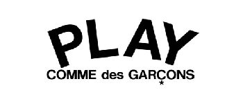 PLAY COMME des GARCONS ロゴ
