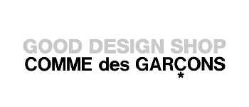 GOODDESIGN SHOP COMME des GARCONS ロゴ