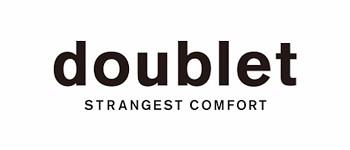 doublet ロゴ