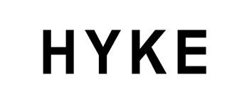 hyke ロゴ