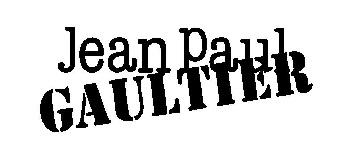 jean-paul-gaultier ロゴ