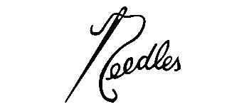 needles ロゴ