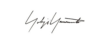 yohjiyamamoto ロゴ