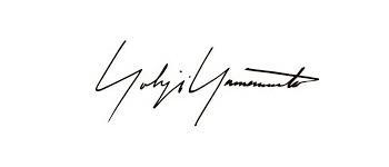 yhoji yamamoto ロゴ