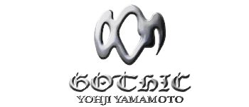 GOTHIC YOHJI YAMAMOTO ロゴ