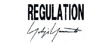 REGULATION Yohji Yamamoto ロゴ